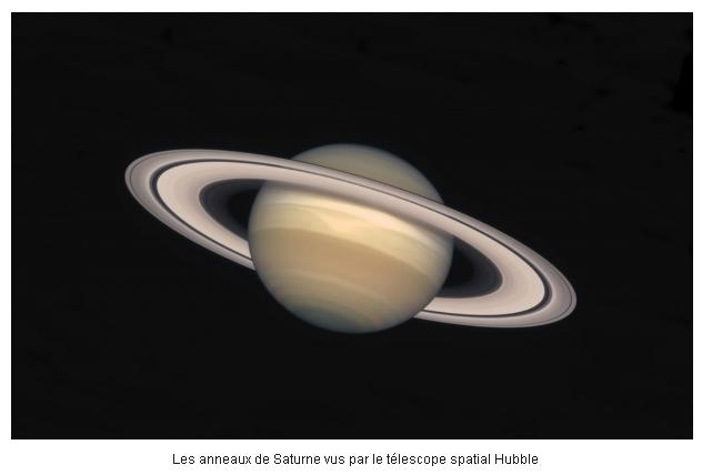 Vue spectaculaire des anneaux de Saturne par Cassini Saturn12