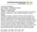 France5: 27 décembre, docu «Les derniers jours d'une icône - Youri Gagarine» Gagari10