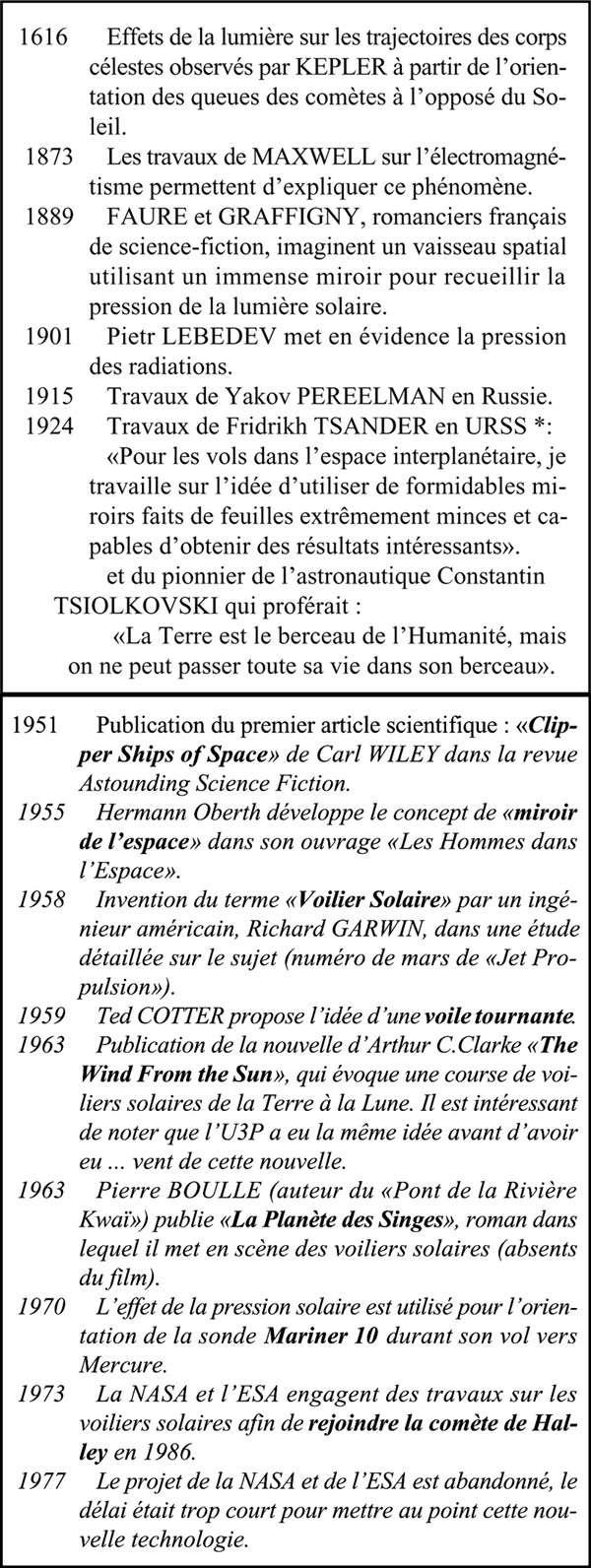 Littérature Spatiale des origines à 1957 - Page 21 Voiles12