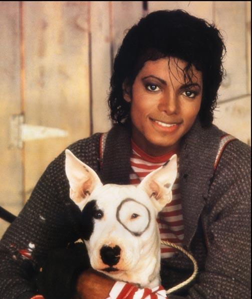 Collection MJ-Story : Michael et les animaux ^^ - Page 3 1984_m11