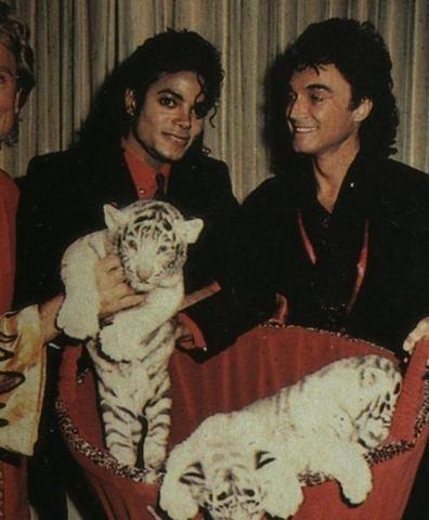 Collection MJ-Story : Michael et les animaux ^^ - Page 3 1988_m10