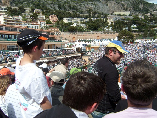 Les photos de la sortie à l'Open de Monte-Carlo Sl741110