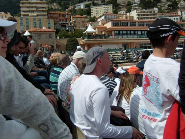 Les photos de la sortie à l'Open de Monte-Carlo Sl741111
