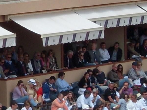Les photos de la sortie à l'Open de Monte-Carlo Sl741112