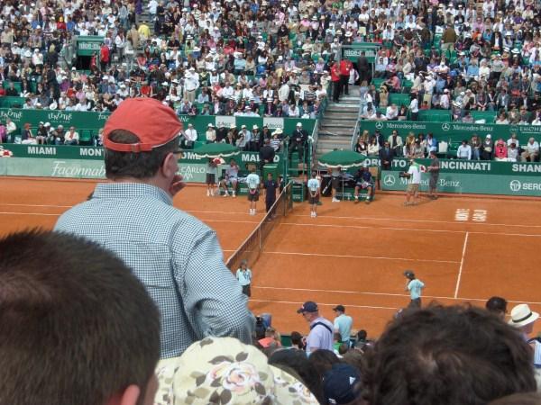Les photos de la sortie à l'Open de Monte-Carlo Sl741117