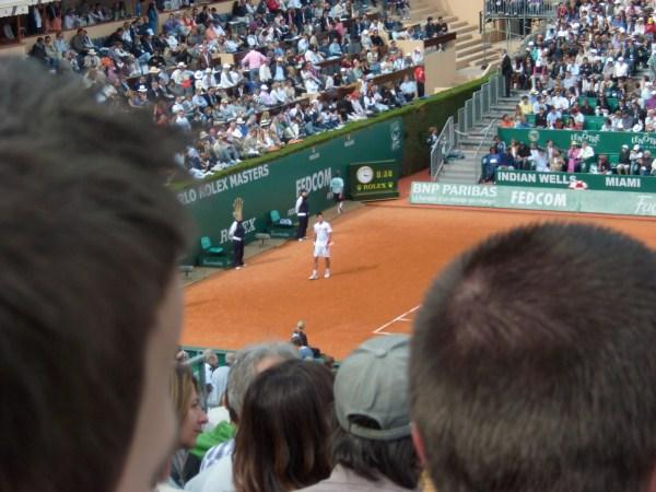 Les photos de la sortie à l'Open de Monte-Carlo Sl741118