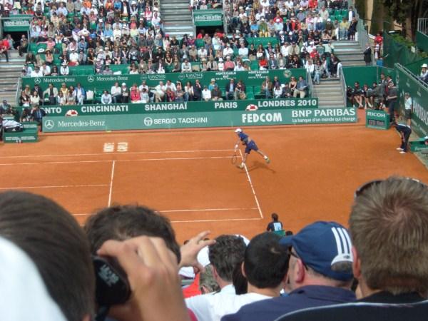 Les photos de la sortie à l'Open de Monte-Carlo Sl741119