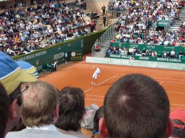 Les photos de la sortie à l'Open de Monte-Carlo Sl741121