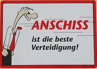 Lustige Schilder Anschi10