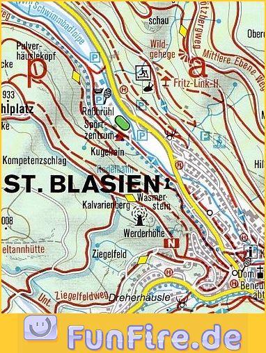 Lustige Ortsnamen St-bla10