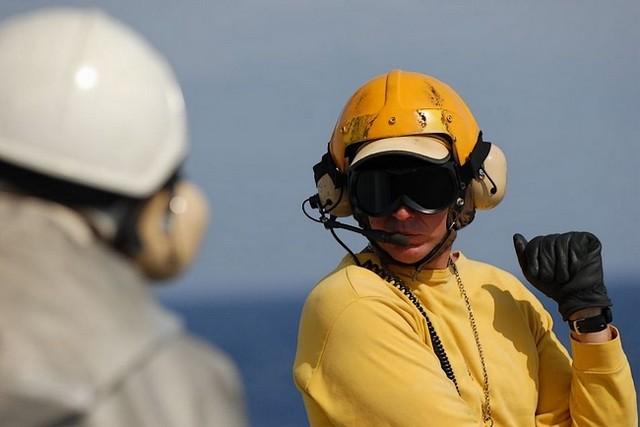 [Aéronavale - Divers ] Chien jaune Achien11