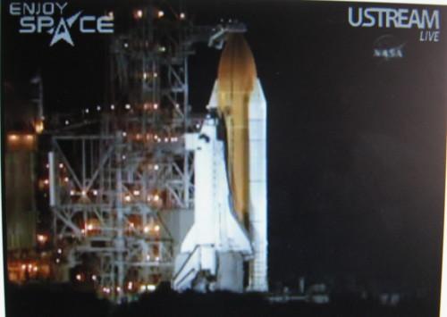 Décollage de STS-130 en, direct et en français Img_2025