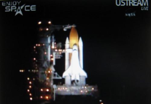 Décollage de STS-130 en, direct et en français Img_2027