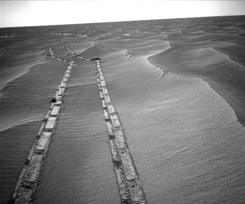 Spirit et Opportunity : 5 ans sur Mars Lookba10