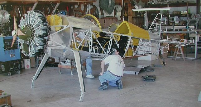 Interesting build on FG Pitts112