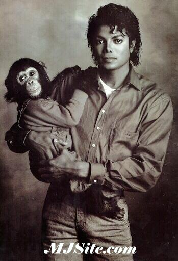 Collection MJ-Story : Michael et les animaux ^^ - Page 2 Mjbubb10