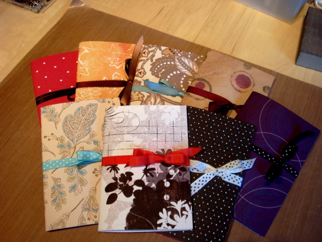 Feb 26 - Make a Notebook, using scraps! Notebo12