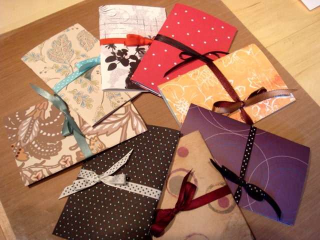 Feb 26 - Make a Notebook, using scraps! Notebo14