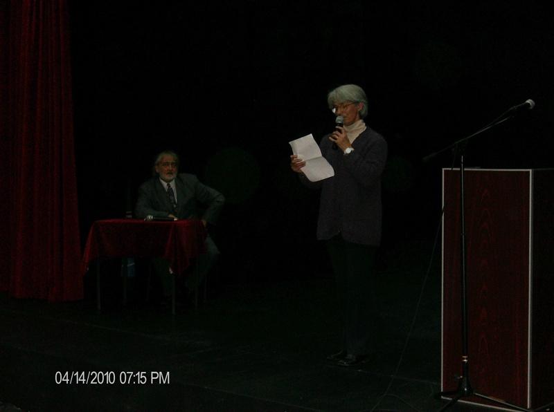 ВЕЧЕ ЉУБАВНЕ ПОЕЗИЈЕ - Представљање Поете у КЦ Чукарица Hpim1913
