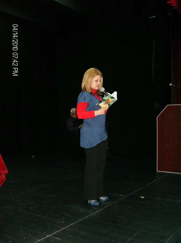 ВЕЧЕ ЉУБАВНЕ ПОЕЗИЈЕ - Представљање Поете у КЦ Чукарица Hpim2015