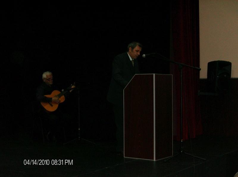 ВЕЧЕ ЉУБАВНЕ ПОЕЗИЈЕ - Представљање Поете у КЦ Чукарица Hpim2033