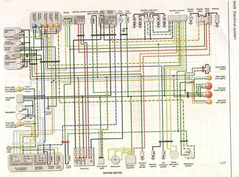 NC35 wiring diagramm. on