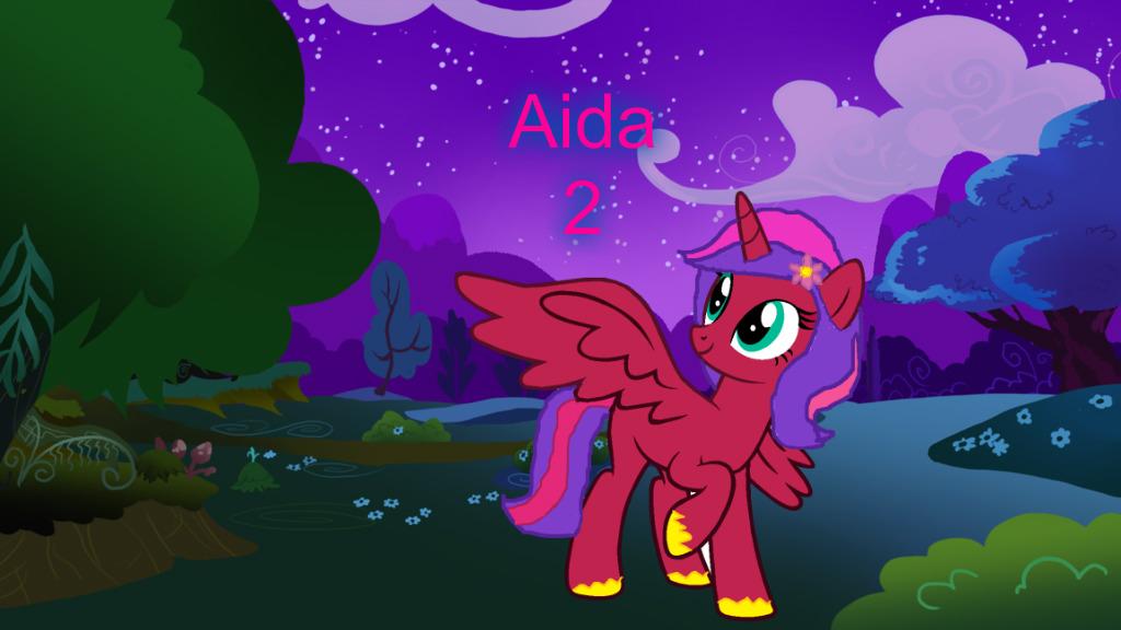 O  m , my little pony Pizap_10