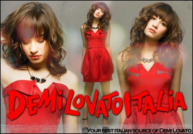 Demi Lovato Italia