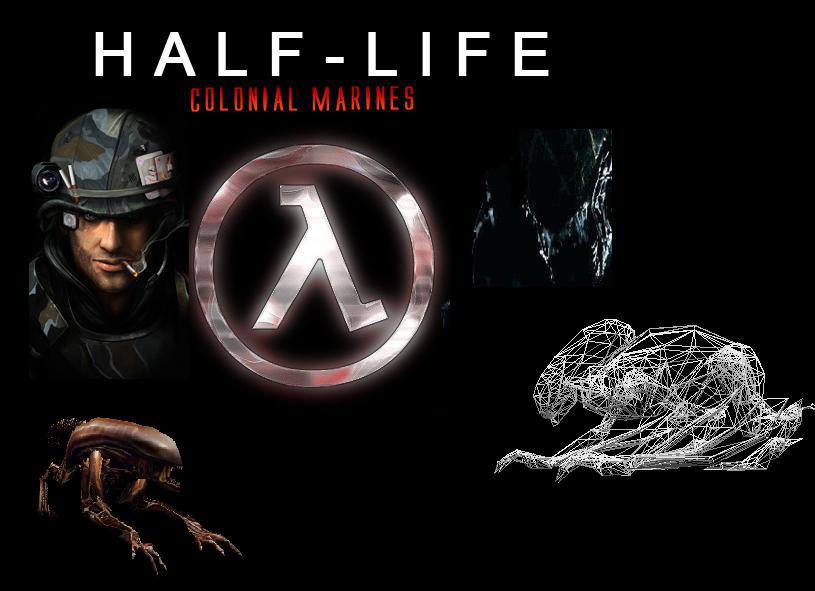 HALF LIFE colonial marines MOD