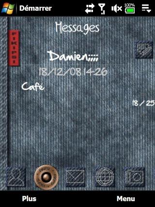 "[Theme TF3D] ""Jeans"" par Fikipsi Screen12"