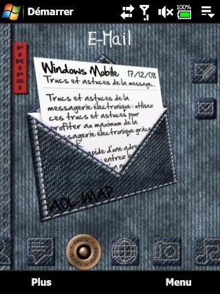"[Theme TF3D] ""Jeans"" par Fikipsi Screen13"
