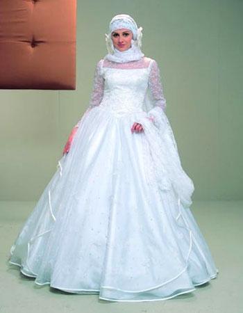 تمتعي بلباسك الشرعي يوم زفافك 17_57_10