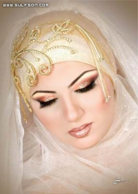 تمتعي بلباسك الشرعي يوم زفافك 4100f810