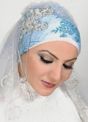 تمتعي بلباسك الشرعي يوم زفافك 6cc95110