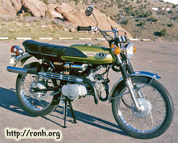 Show us your biking history in pics Suzt1210