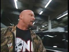 Steve Austin vs Chris Jericho vs The Brian Kendrick(Triple Treath Match) 144110