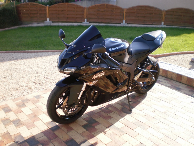zx6r full black and full power P5230116