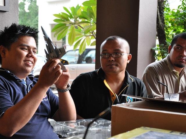 LAPORAN TEH TARIK SESSION@BANGI KOPITIAM SG. BULOH Syark10