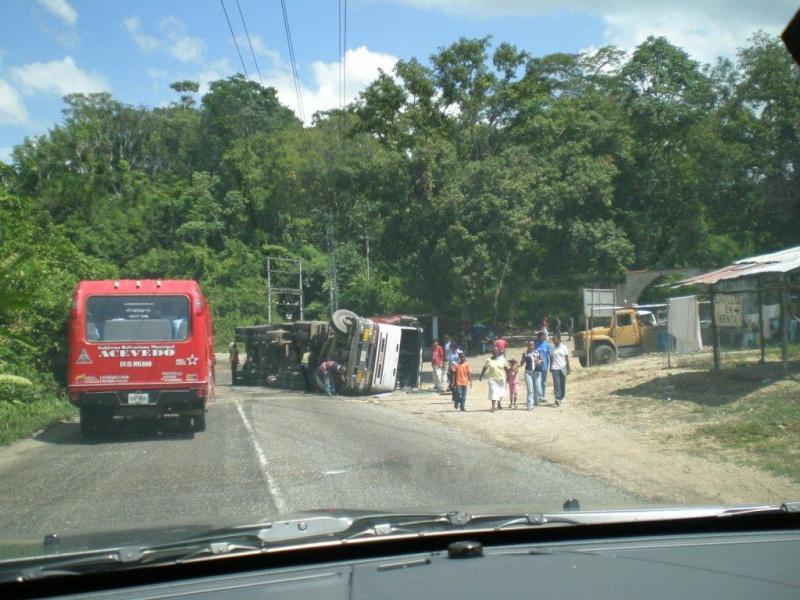 Bizarre ? vous avez dit bizarre...vu à Caracas et environs H15