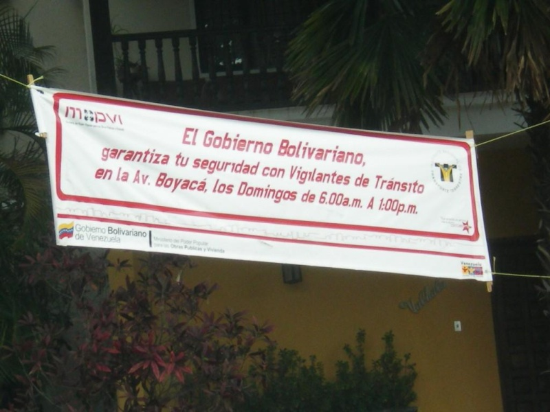 Bizarre ? vous avez dit bizarre...vu à Caracas et environs Rassur10