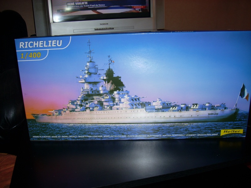 Richelieu Heller + kit arsenal 00310