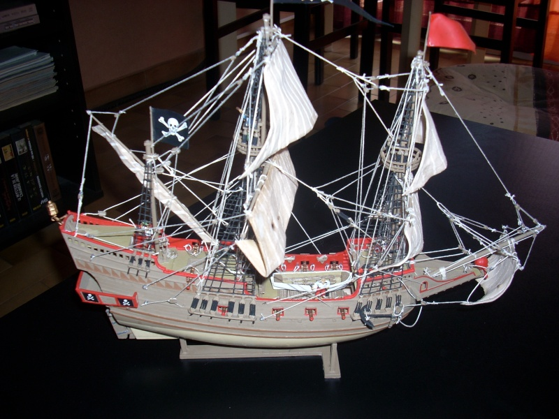 golden hind - GOLDEN HIND, - Heller  Airfix 00610