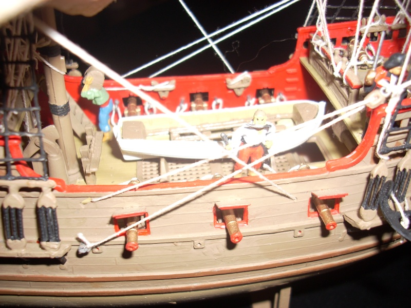 golden hind - GOLDEN HIND, - Heller  Airfix 00910