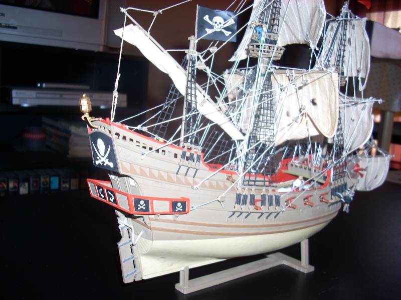 golden hind - GOLDEN HIND, - Heller  Airfix 01210