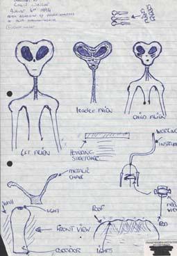 Voici a quoi ressemble les êtres (extraterrestres) que les enlevés (abducté) voient durant les enlèvements (abductions) Abduct17