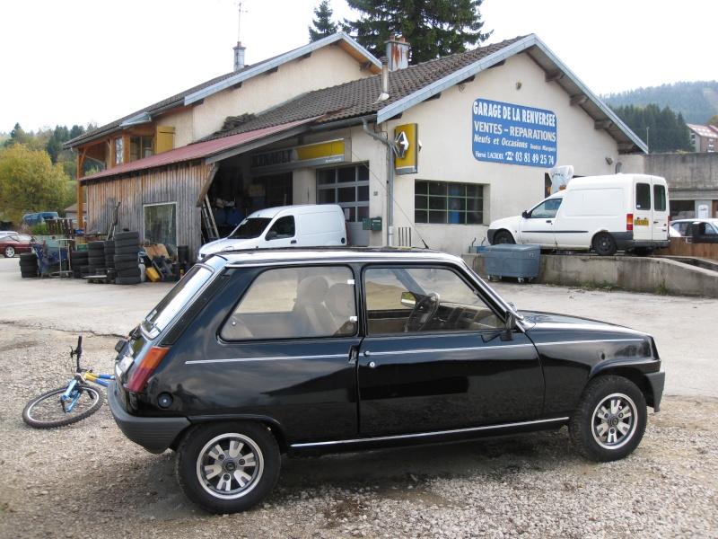 Mes autres anciennes Renault Octobr10