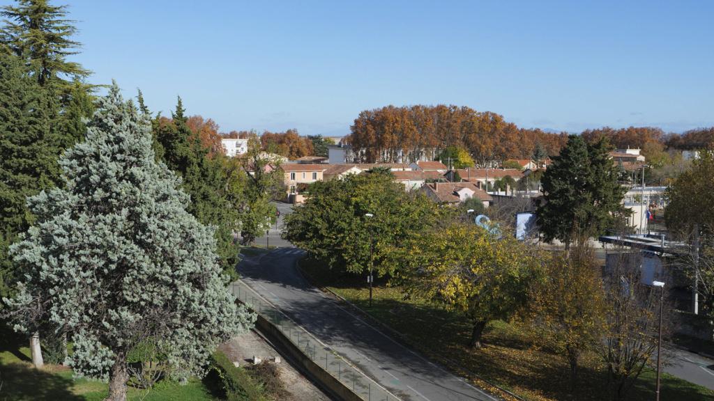Vue du balcon 20111611
