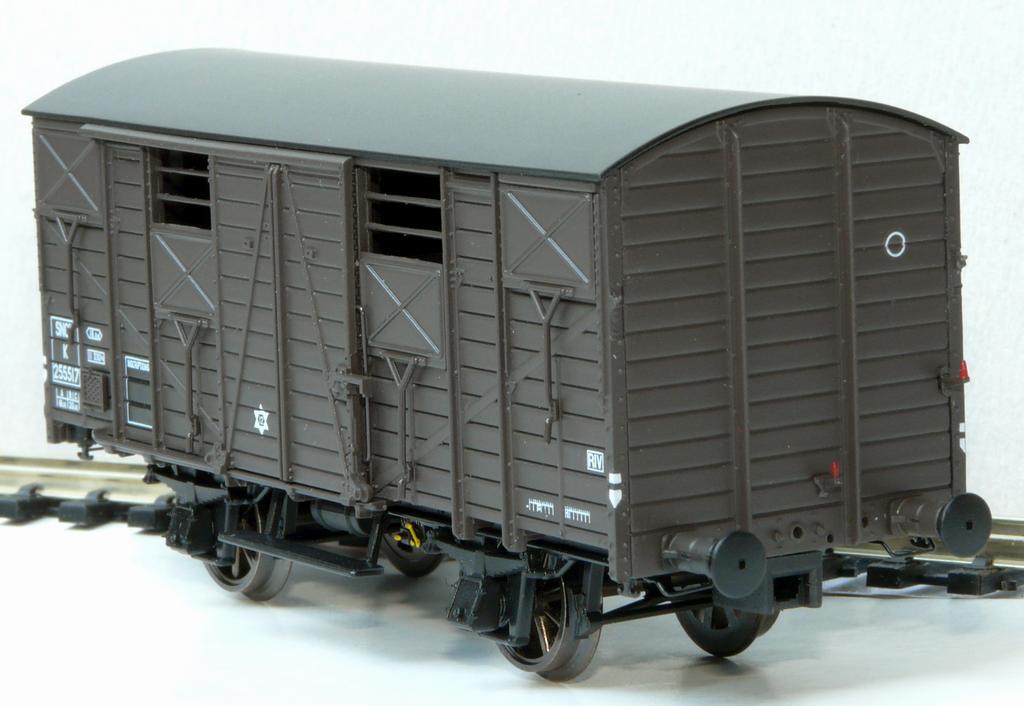 Wagon couvert type OCEM 1919 01210