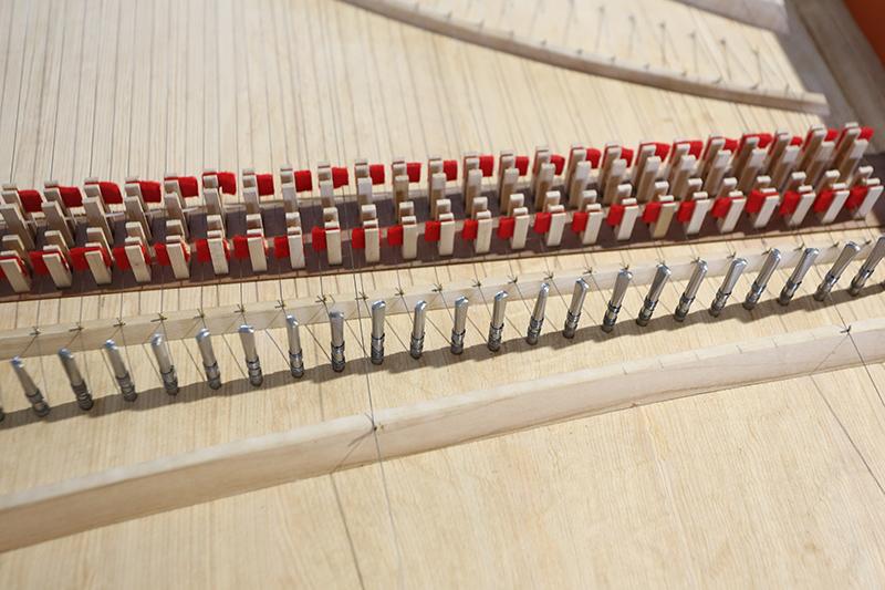 [Lutherie] Fabrication d'un clavecin. - Page 27 01_aou14