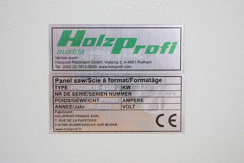 Scie à format Holzprofi FPM3200VR 020_co10
